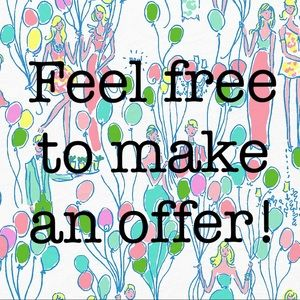 Other - 👗MAKE ME AN OFFER!!!👗